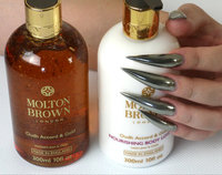 Molton Brown Oudh Accord & Gold Body Wash uploaded by Daphne S.