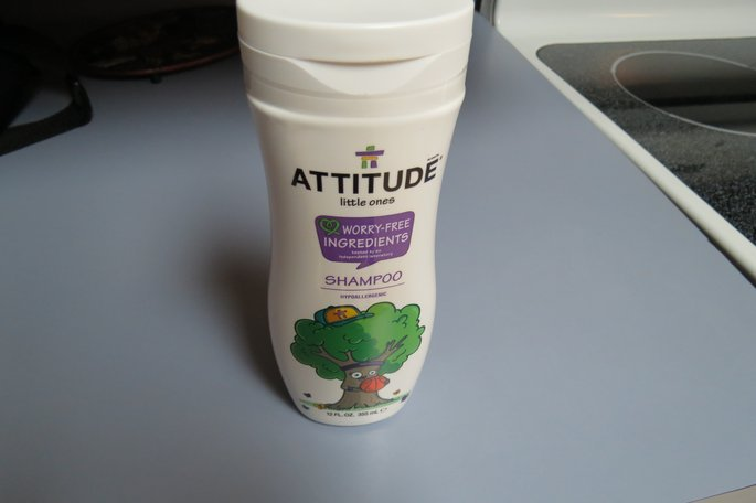 ATTITUDE Little Ones Shampoo uploaded by Pauline B.