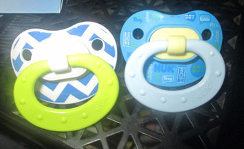 Photo of NUK Trendline Orthodontic Pacifier uploaded by Shawnie J.