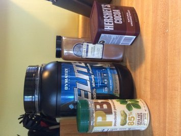 Dymatize Nutrition Elite 100% Whey Protein Rich Chocolate uploaded by Hannah O.