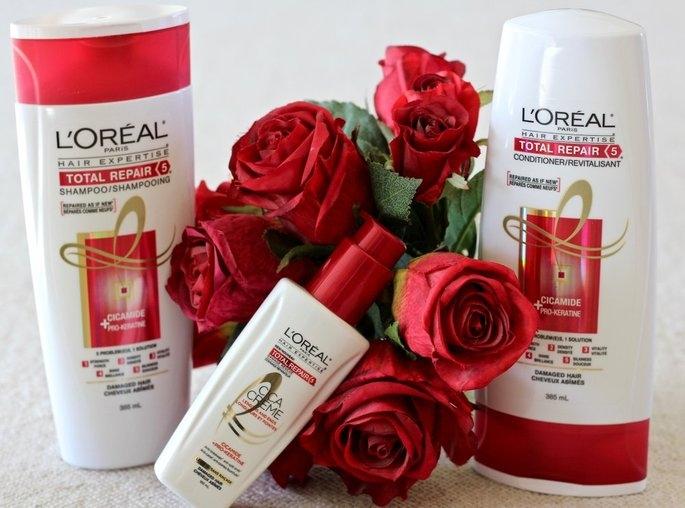 L'Oréal Paris Hair Expertise Total Repair 5 uploaded by Taylor D.