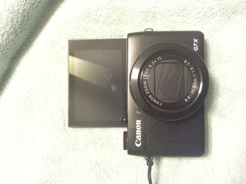 Photo of Canon PowerShot G7X Digital Camera - Wi-Fi Enabled [Base] uploaded by Anne H.