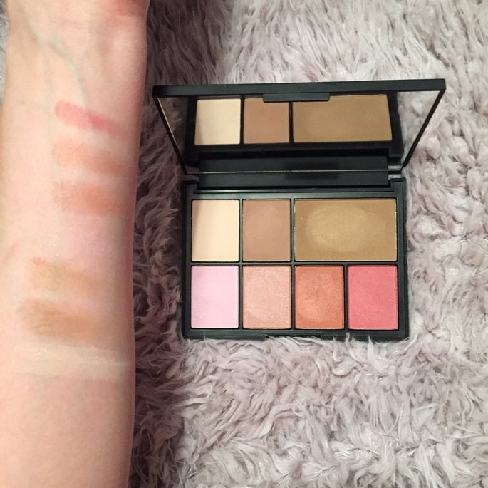 NARS NARSissist Cheek Studio Palette uploaded by Amber A.