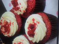Archer Farms Red Velvet Cupcakes with Cream Cheese Filling 4 ct uploaded by Kristin H.