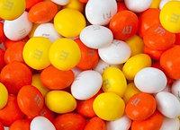 M&M's Candy Corn  uploaded by Sierra R.