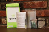 IQShield iPhone 5 Screen Protector [Full Coverage], IQ Shield® LiQuidSkin - Full Body (Front & Back) & Lifetime Warranty - HD Ultra Clear Film Guard - Smooth / Self-Healing / Bubble-Free Shield uploaded by Sarah D.