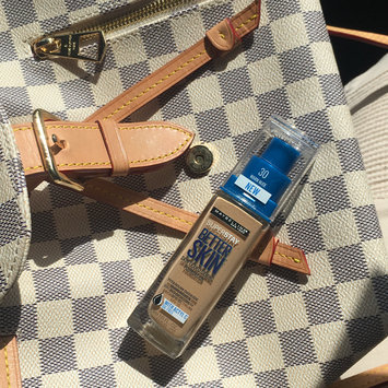 Photo of Maybelline Super Stay Better Skin® Foundation uploaded by Ariadna C.