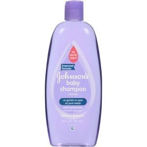 Johnson's Baby Shampoo Calming Lavender uploaded by Lynnsey T.