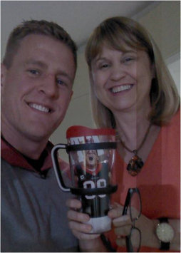 Photo of Tervis Tumbler Company TERVIS TUMBLER Houston Texans 24 Ounce Colossal Wrap Tumbler uploaded by Debbie D.