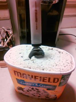Mayfield Cookies and Cream uploaded by Ashley P.