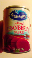 Ocean Spray® Jellied Cranberry Sauce uploaded by Jacqueline L.
