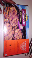 Johnsonville® Grillers Cheddar Bacon Brat Patties uploaded by Jacqueline L.