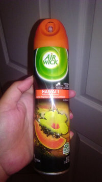 Photo of Airwick Air Wick Spray Hawaii Scent - 8 oz uploaded by Jacqueline L.