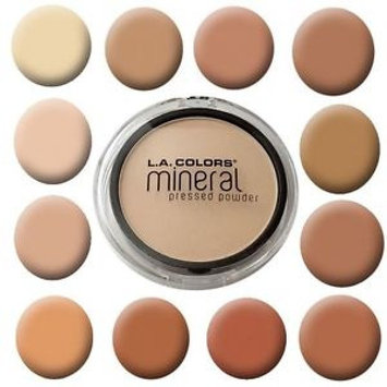 Photo of L.A. Colors Mineral Pressed Powder uploaded by Mariluna L.