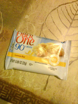 Photo of Fiber One 90 Calorie Lemon Bars uploaded by Adriana G.
