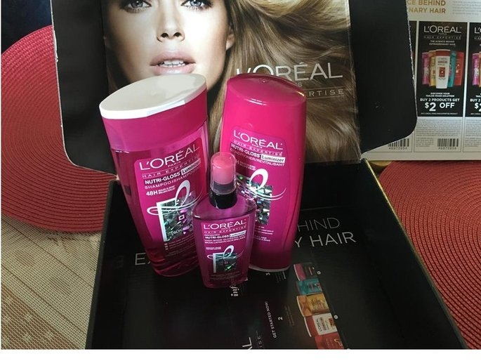 L'Oréal Paris Hair Expertise Nutrigloss Luminizer uploaded by Nidhi K.