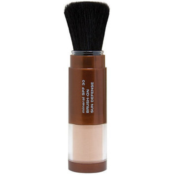 Photo of Mineral Fusion Mineral SPF 30 Brush-on Sun Defense uploaded by Miriam L.