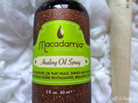 Macadamia Hair Oil Products  uploaded by Heather M.