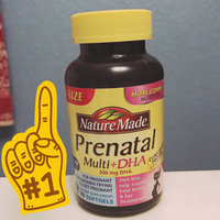 Nature Made® Prenatal Multi + 200 mg DHA uploaded by Jessica A.