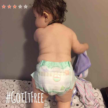 Huggies® Little Movers Slip-On Diaper Pants uploaded by Shawna C.