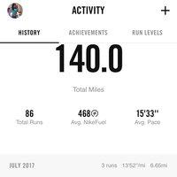 Nike Training Club App uploaded by Tanisha J.