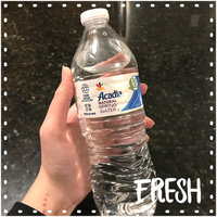 Acadia Spring Water with Fluoride uploaded by Anh a.