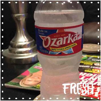 Photo of Ozarka® 100% Natural Spring Water uploaded by Ashlee F.