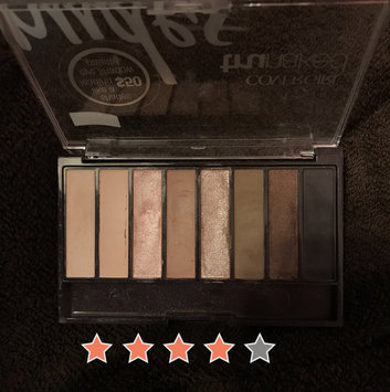 COVERGIRL truNAKED Shadow Palettes uploaded by Rachel R.