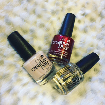 Photo of CND Creative Play Nail Polish uploaded by Krystle W.
