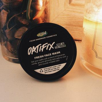 Photo of LUSH Oatfix Fresh Face Mask uploaded by stephanie w.