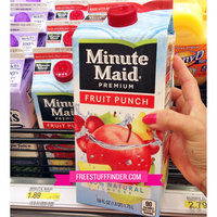 Minute Maid® Fruit Punch uploaded by Rosaly N.