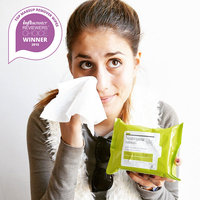 Neutrogena® Naturals Purifying Makeup Remover Cleansing Towelettes uploaded by Imani R.