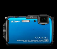 Nikon COOLPIX AW120 Digital Camera with 16 Megapixels and 5x Optical Zoom (Available in multiple colors) uploaded by Ocean S.