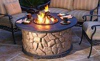 Real Flame Morrison Fire Pit uploaded by Olivia D.