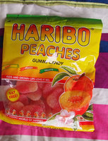 HARIBO Peaches Gummi Candy uploaded by Brooke  F.
