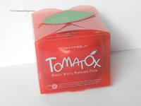 TONYMOLY Tomato Magic Massage Pack uploaded by Mhisha Marie C.