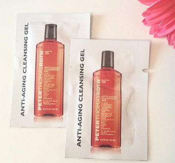 Photo of Peter Thomas Roth Anti-Aging Cleansing Gel uploaded by Arielle D.
