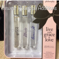 Philosophy philosophy Live Joyously Rollerball 0.34 oz Rollerball uploaded by Lois L.