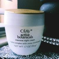 Olay Active Botanicals Intensive Night Cream Moisturizer uploaded by Tiara B.
