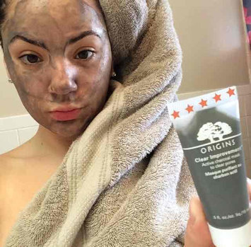 Photo of Origins Clear Improvement Active Charcoal Mask Pods to Go uploaded by Charlene C.