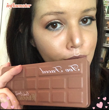 Too Faced Semi Sweet Chocolate Bar uploaded by Valerie E.