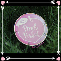 Too Faced Peach Perfect Mattifying Setting Powder uploaded by Logann P.