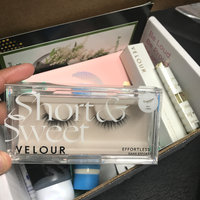 Velour Lashes Effortless Lash Collection Short & Sweet uploaded by Sarraa K.