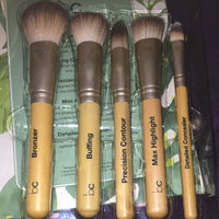 BH Cosmetics Deluxe Makeup Brush Set 10 pcs uploaded by Jessica B.