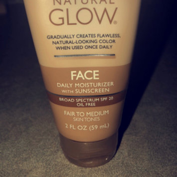 Photo of JERGENS® Natural Glow® Daily Moisturizer uploaded by zoey r.