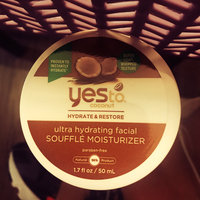 Yes to Coconut Ultra Hydrating Facial Souffle Moisturizer uploaded by Yoshika G.