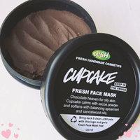 LUSH Cupcake Fresh Face Mask uploaded by Mak S.