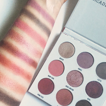 Photo of Academy of Colour 9 Shade Eyeshadow Palette, Multicolor uploaded by Brianna S.