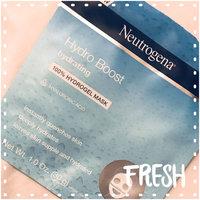 Neutrogena® Hydro Boost hydrating 100% Hydrogel Mask uploaded by Lillian S.