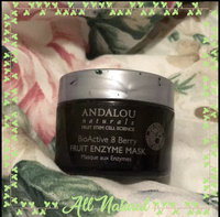 Andalou Naturals BioActive 8 Enzyme Mask uploaded by Aislin C.